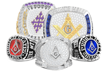 Build Your Custom Masonic Ring