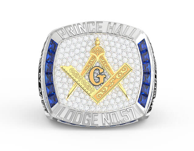 Masonic Ring Logo
