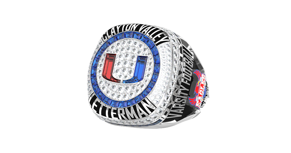 Clayton Valley Single Championship Ring